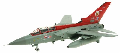 Tornado F3 Royal Air Force ZE789, 56 Squadron RAF FIREBIRDS, RAF Coningsby, 1:72, Sky Guardians Europe