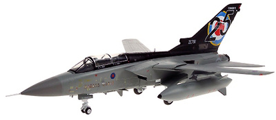Tornado F3 Royal Air Force ZE791, 111 Squadron RAF Leuchars, 25 Years of Service, 1:72, Sky Guardians Europe