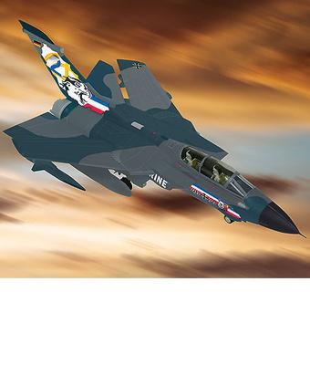 Tornado IDS, Bundesmarine, 1:48, Franklin Mint