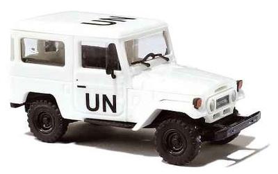 "Toyota Land Cruiser ""UN"", 1:87, Busch"