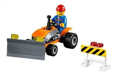 Tractor, Lego City
