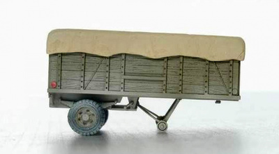 Trailer International, 1:72, Wespe Models