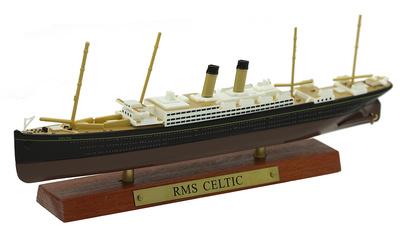 Transatlantic RMS Celtic, Great Britain, 1906, 1: 1250, Atlas