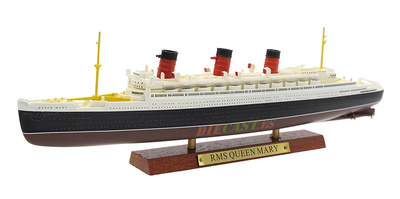 Transatlantic RMS Queen Mary, Great Britain, 1936, 1: 1250, Atlas