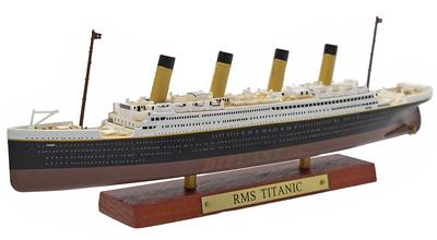 Transatlantic RMS Titanic, Great Britain, 1912, 1: 1250, Atlas