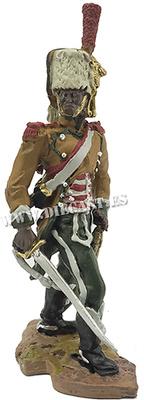 Trompeta del 20º Regimiento de Cazadores a Caballo, 1:30, 1809, Hobby & Work