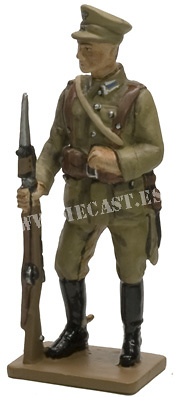 Trooper, 18th Lancers, Polish Army, 1939, 1:30, Del Prado