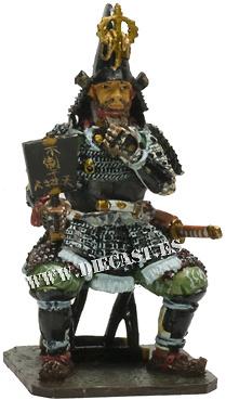 Tsugaru Tamenobu, Samurai, 1:30, Del Prado