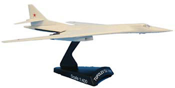 Tupolev Tu 160 Blackjack, 1:400, Model Power