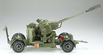 Twin-35 Anti-aircraft artillery, Ejército Chino, 1:20, Donart