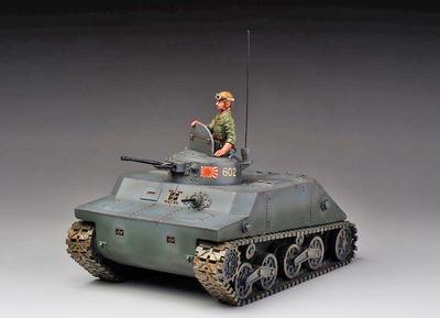 Type 2 Ka Mi, Tanque Anfibio, Marina Japonesa, 2ª Guerra Mundial, 1:30, Thomas Gunn