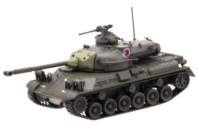 Type 61, Main Combat Tank, JGSDF, Japan, 1961/2000, 1:72, DeAgostini