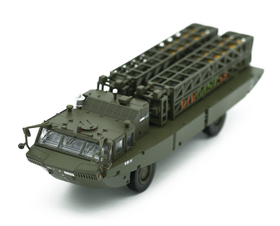 Type 94, vehicle for laying mines on beaches, JSDF, Japan, 1:72, Planet DeAgostini