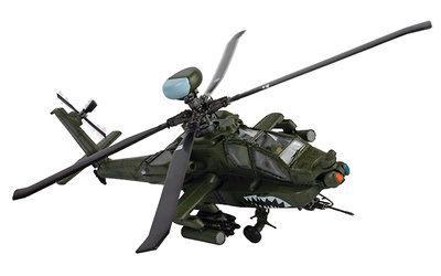 U.S. AH-64D Apache Longbow, Irak, 2003, 1:48, Forces of Valor