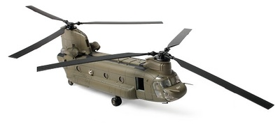 U.S. CH-47D Chinook™ Afghanistan, 2003, 1:72, Forces of Valor