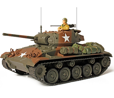 U.S. Cadillac M24 CHAFFEE, Alemania, 1945, 1:32, Forces of Valor
