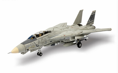 U.S. F-14A Tomcat, USS John F.Kennedy, 1989, 1:72, Forces of Valor