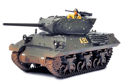 U.S. M10 Tank, 30th Infantry Division, Normandy, 1944, 1:72, Forces of Valor