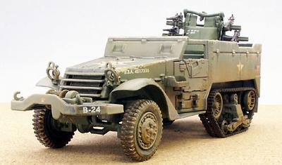 U.S. M16 Multiple Gun Motor Carriage, 1:32, Forces of Valor