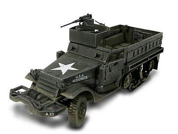 U.S. M3A1 HALF-TRACK, NORMANDIA 1944, 1:32, Forces of Valor