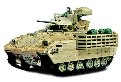 U.S. M3A2 Bradley, Baghdad, 2003, 1:72, Forces of Valor