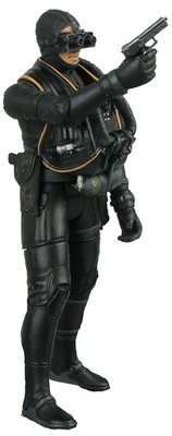 U.S. Navy Seal, Scott Karstead, 1:18, Bravo Team
