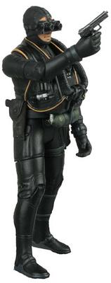 U.S. Navy Seal, Scott Karstead, 1:18, Bravo Team