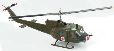 """UH-1B Bell Iroquois """"Huey"""", 57th Medical Detachment, 1:72, Hobby Master"""
