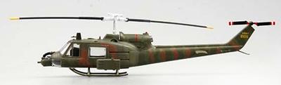 "UH-1B Huey Helicopter, 1st Platoon, Battery ""C"", Vietnam, 1966, 1:72, Easy Model"