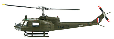 UH-1B Iroquois RAAF ?A2-1020? ?Battle of Long Tan? 1966, 1:72, Hobby Master