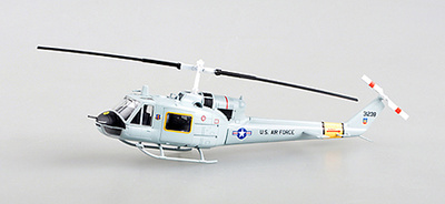 UH-1F 37TH ARRS, EIIsworth, A.F.B,1979, 1:72, Easy Model