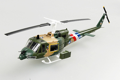UH-1F of the 58th Tactical Training Wing,Luke AFB, 1976, 1:72, Easy Model