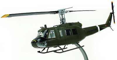 UH-1H, Sp4 Joseph G. LaPointe, B Troop, 2nd Squadron, 17th Cavalry, 101st Airborne Division, Junio, 1969, 1:48, Air Force One