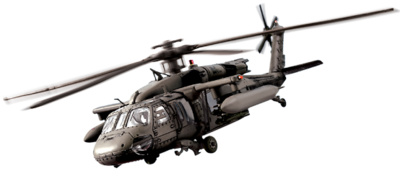 UH-60 Black Hawk, U.S.A., Baghdad, 2003, 1:48, Forces of Valor