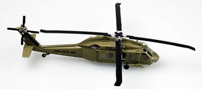 "UH-60A ""The Infidel II"" 101st Airborn, 1:72, Easy Model"
