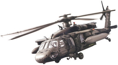 UH-60L Black Hawk,  Baghdad 2003, 1:48, Forces of Valor