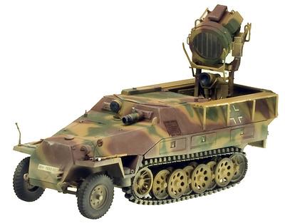 UHU, Sd.Kfz.251/20 Ausf.D, 1:35, Afv Club