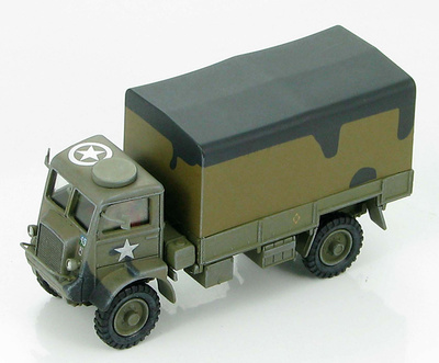UK Bedford QLD 10th Mounted Rifle Regiment, Polish 1st Armoured Division, 1:72, Hobby Master