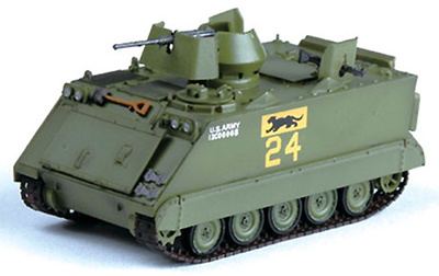 US Army M113 Armored Cavalry Assault Vehicle, 1:72, Easy Model