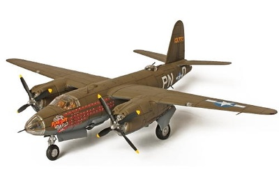 US B-26B Marauder,  Bélgica, 1945, 1:72, Forces of Valor