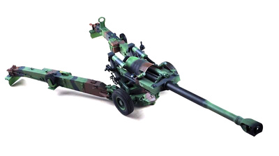 US M198 155mm, Towed Howitzer, 1:16, Merit
