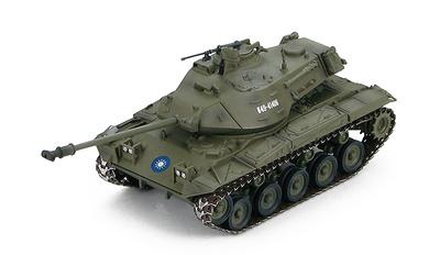 US M41A3 Walker Bulldog Taiwan Army, 1990, 1:72, Hobby Master