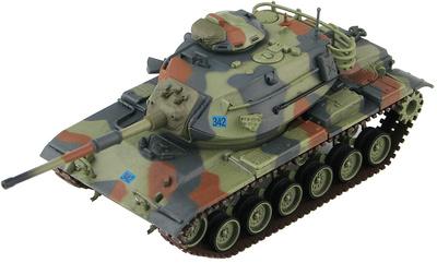 US M60A3, Alemania, años 90, 1:72, Hobby Master