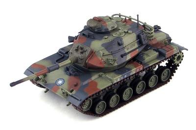 US M60A3, ROC Army (Ejército de la República de China), 2007, 1:72, Hobby Master