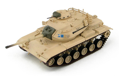 US M60A3 Egyptian Army, Cairo 2011, 1:72, Hobby Master