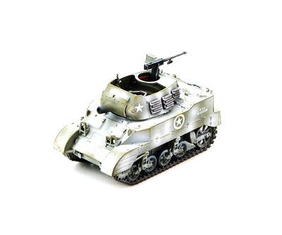 US M8 HMC W-4052208, European Front, 1:72, Hobby Master