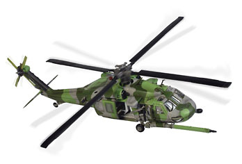US MH-60G PAVE HAWK, 1:48, Forces of Valor