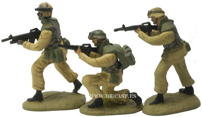 US Marines, Iraqui War, 1:32, Field of Conflict
