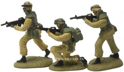 US Marines, Iraqui War, 1:32, Field of Conflict