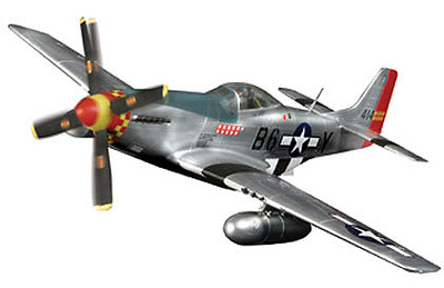 "US P51D, ""Glamourous Glen III"",  Normandy, 1944, 1:32, Forces of Valor"